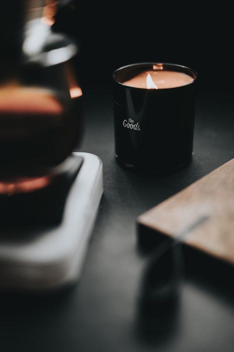 Naturalne świece zapachowe do domu