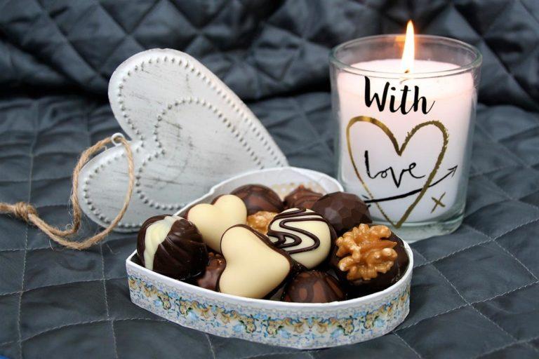 Słodkości to zawsze dobry pomysł na prezent.
